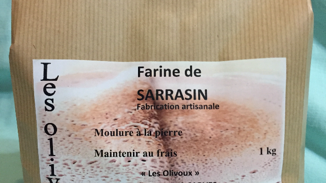Farine de Sarrasin (Bio en conversion)