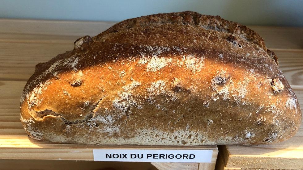 Pain aux noix du Périgord Bio