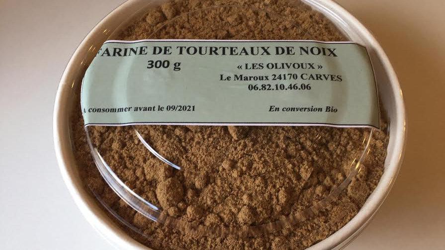 Farine de Tourteaux de Noix (300 g)