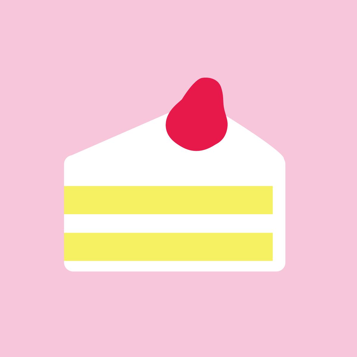イチゴオンザショートケーキ