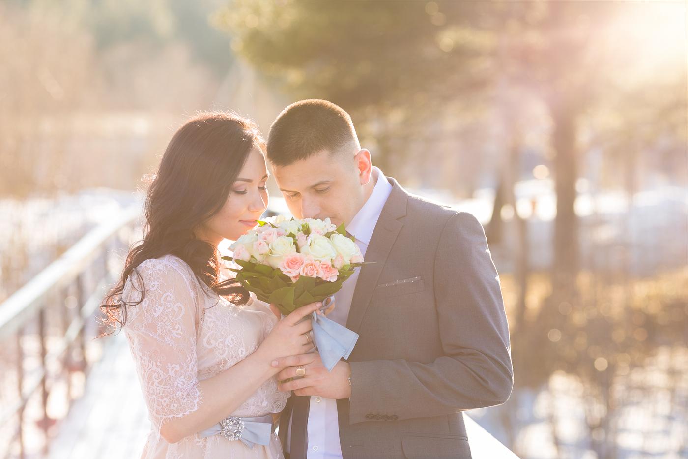 Свадебная фотосъемка маршрут сургут