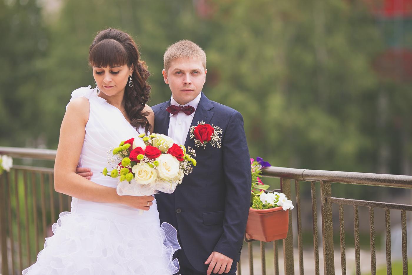 Свадебные фотосессии сургут