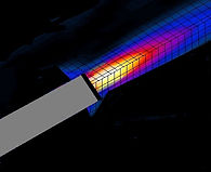 PEMF probe field intensty decay