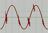 Line noise from pemf devices