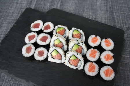 Mixte roll