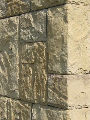 Castle Series Veneer Stone Corner