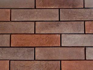 Dark Style Brick - No Grout required