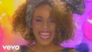 Whitney Houston: How Will I Know and a daughter's dance of delight