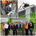 "Mamaroneck Self-Storage Celebrates  Their ""Topping Out"""