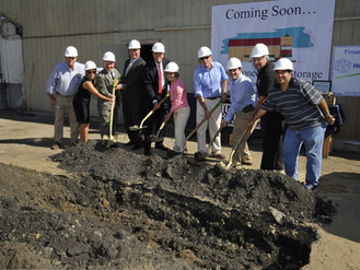 Local Officials Break Ground For Mamaroneck Self-Storage