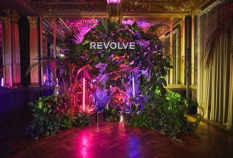 Revolve LA to UK Party