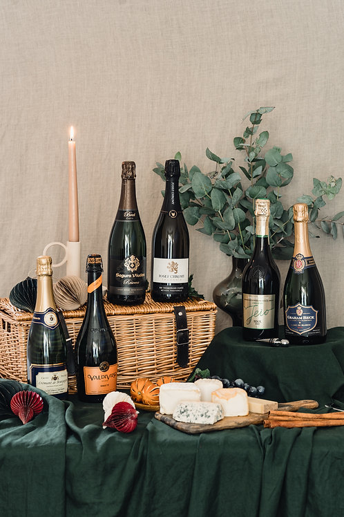 Christmas Fizz by Nancy Gilchrist (6 Wines)