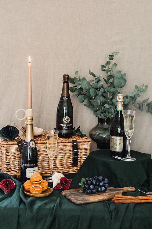 Christmas Fizz by Nancy Gilchrist (3 Wines)