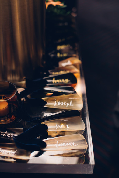Malone Souliers VIP Dinner
