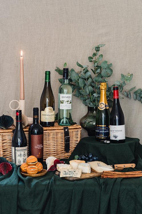 French Fancies by Joe Wadsack (6 Wines)