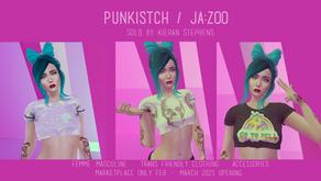 PUNKISTCH / JA:ZOO