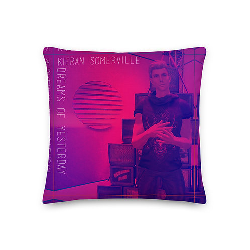 Dreams of Yesterday Premium Pillow