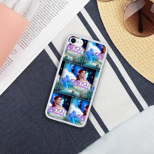 Chasing You Liquid Glitter Phone Case
