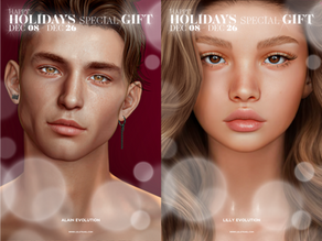 Featured Post: LELUTKA GIFT HEADS!!