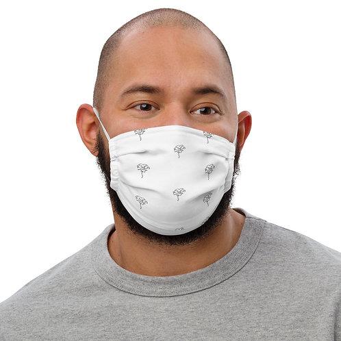 Heart Balloon Premium face mask