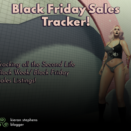 Black Friday Compendium 2020 (Second Life)