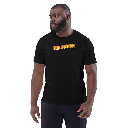 Flux Unisex organic cotton t-shirt