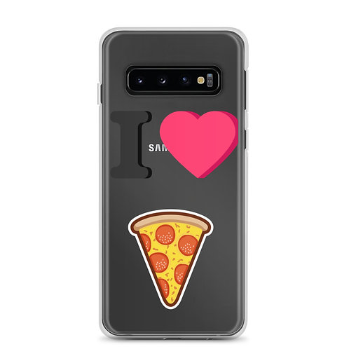 I love Pizza Samsung Case