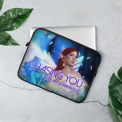 Chasing You Laptop Sleeve