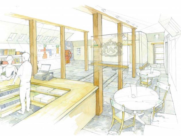 Shapinsay, Interior Impression