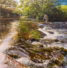 River Monnow at Kentchurch