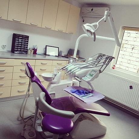 Cabinet stomatologic Giurgiu - Saviem Smile.