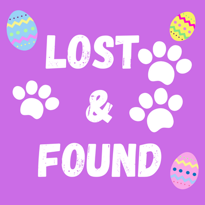 April Lost & Found