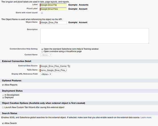 Linking the Power of Google Docs and Salesforce