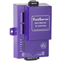 FieldServer - EZ Gateway KNX>BACnet/IP or MS/TP; 500 Datapoints