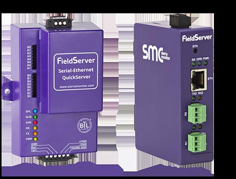 FieldServer - QuickServer Enhanced; 500 points