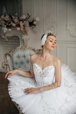 Odette Swan Lake Ballet Female Tutu 846.