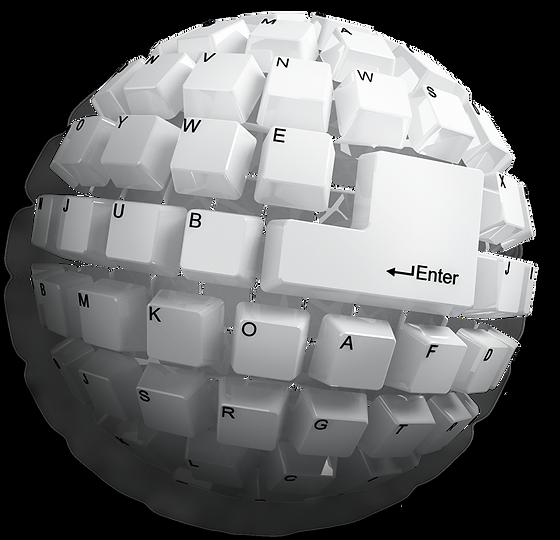 Clavier-globe