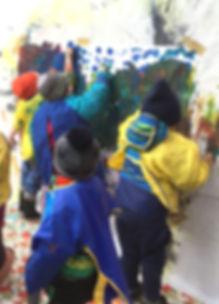 Atelier enfant / Académie des Beaux Arts de Montréal ACADEM