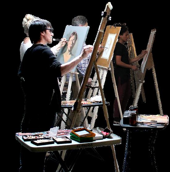 Accueil-Académie des Beaux Arts de Montréal