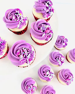 Mini cupcakes to brighten up your Thursd