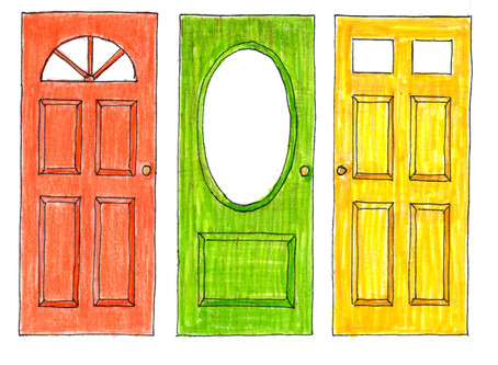 How to Choose Your Front Door Color