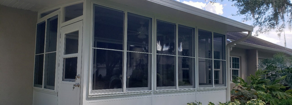 acrylic lanai windows pgt cws