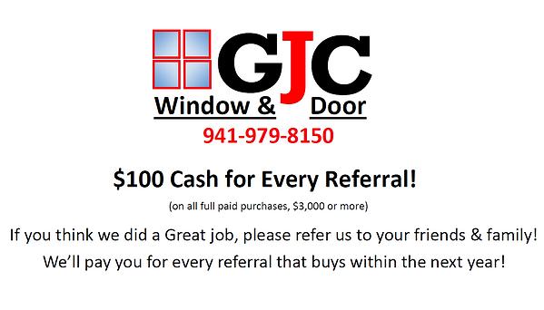 gjc window and door referral