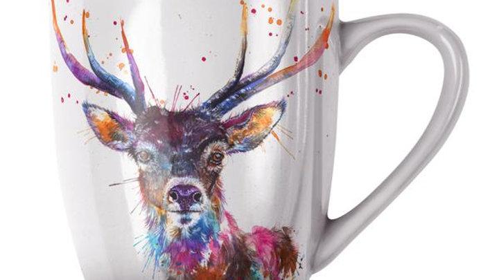 Rainbow Stag Mug