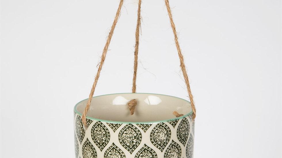 Sass & Belle Ria Hanging basket -mono