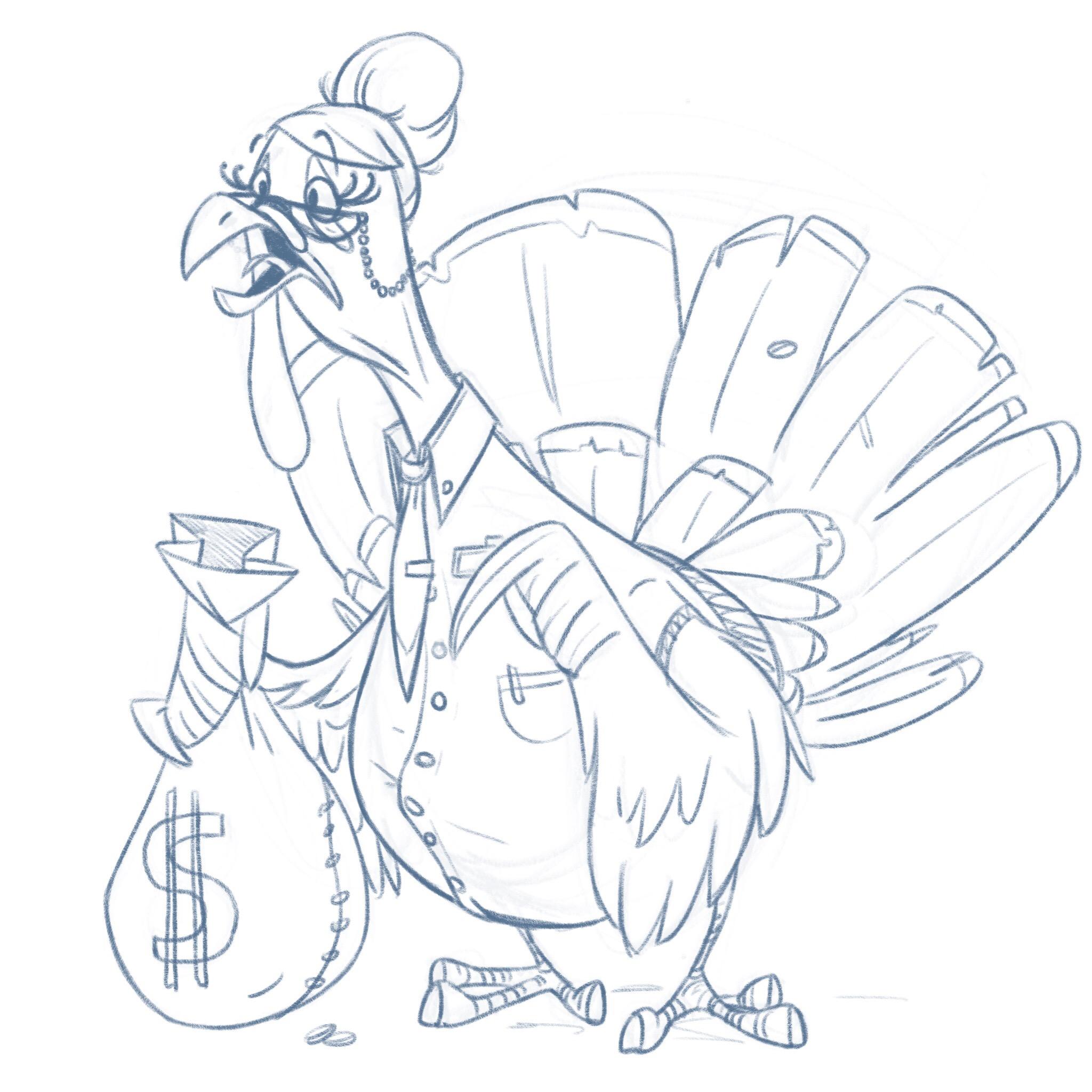Bank-teller Turkey
