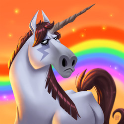 Rebel Unicorn