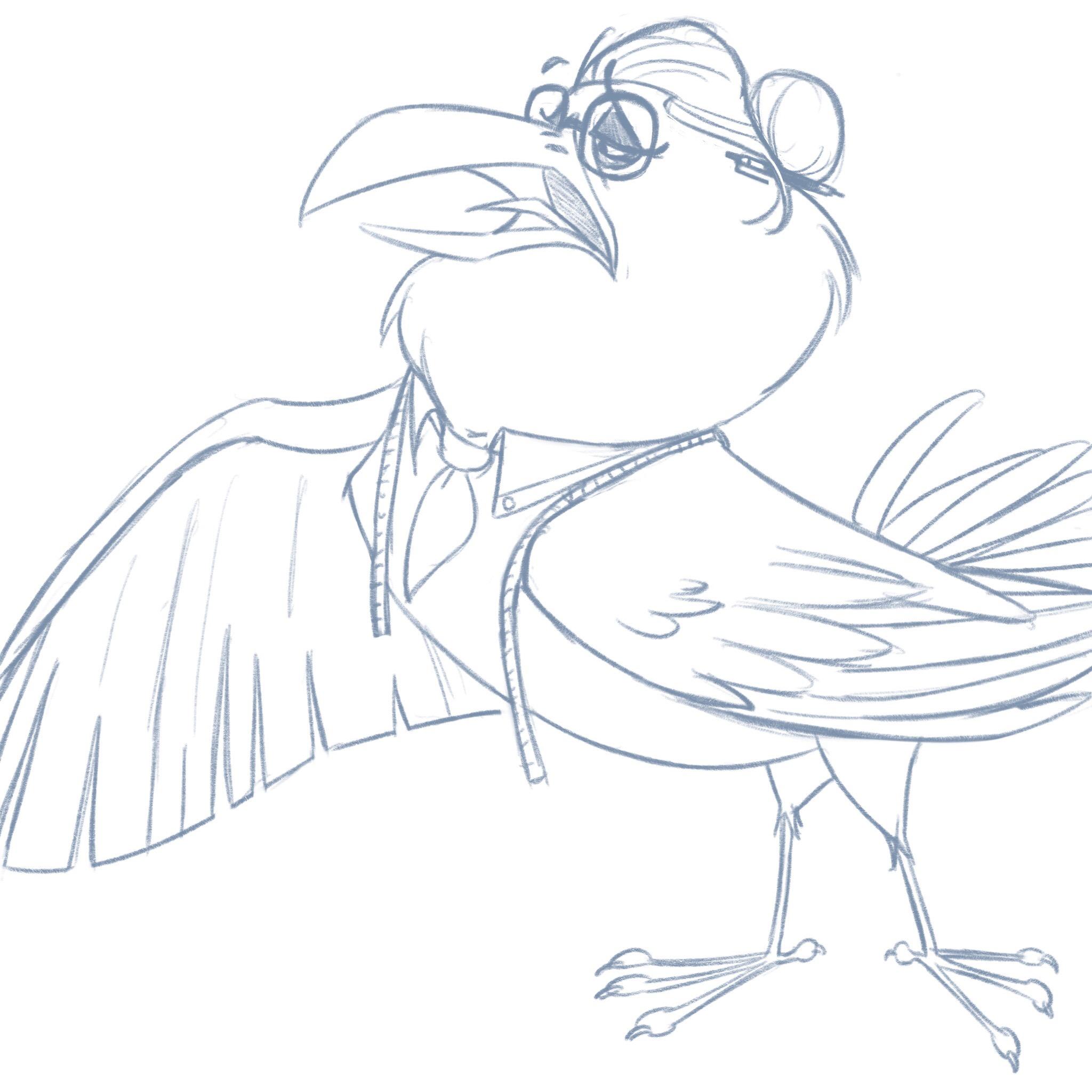 Raven fashion designer