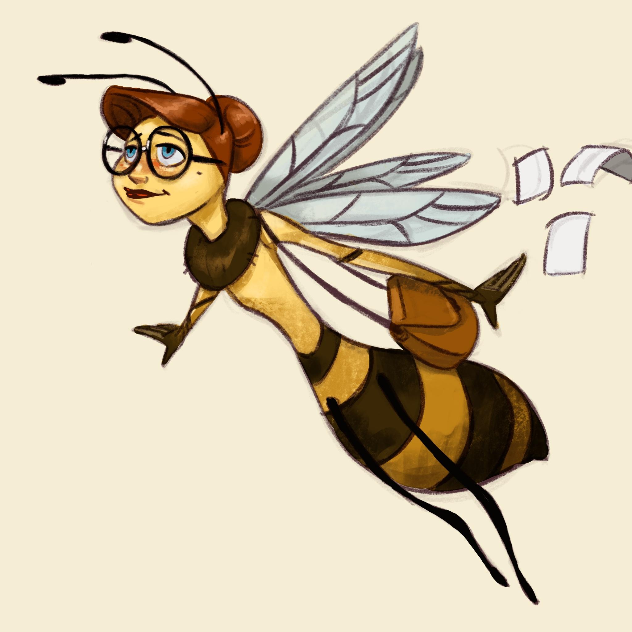 Miss Hornet