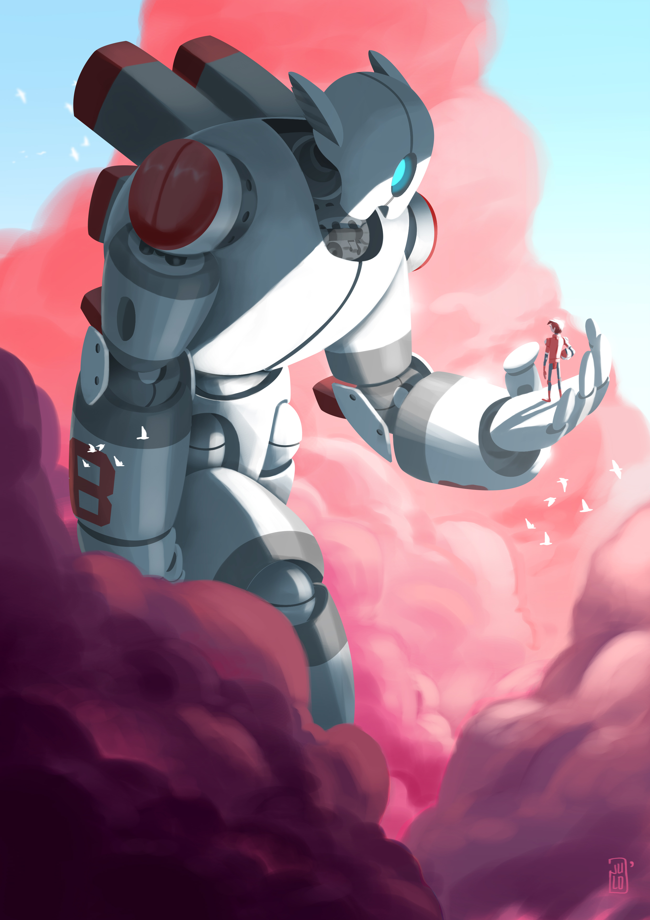 Cloud Robot